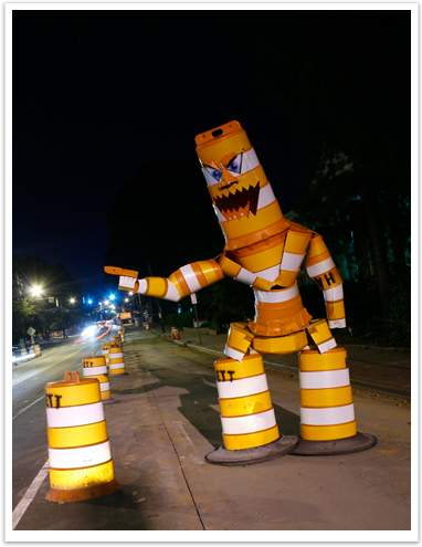 Art-vandalism